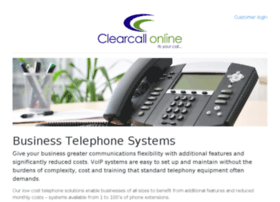 clearcallonline.com