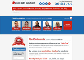 cleardebtsol.com