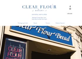 clearflourbread.com