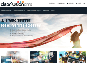 clearfusioncms.com