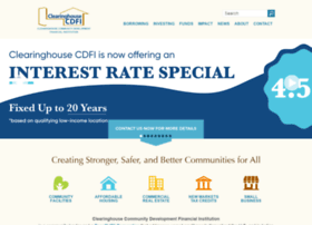 clearinghousecdfi.com