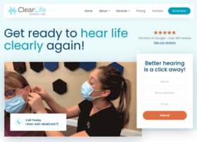 clearlifehearing.com