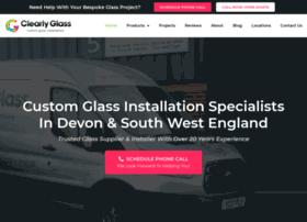 clearlyglassltd.co.uk