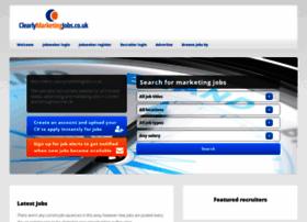 clearlymarketingjobs.co.uk