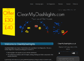 clearmydashlights.com