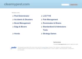 clearmypest.com