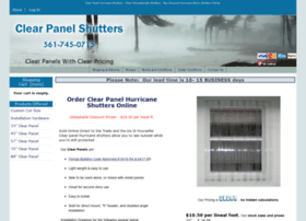 clearpanelshutters.com
