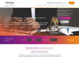 clearskyaccounting.co.uk
