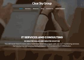 clearskygroup.com