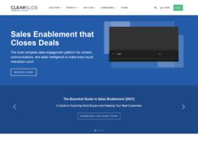 clearslide-inc.com