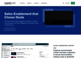 clearslide.com
