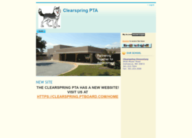 clearspring.my-pta.org