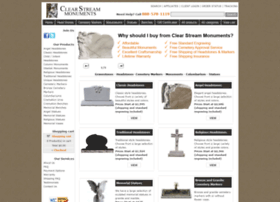clearstreammonuments.com