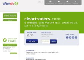 cleartraders.com