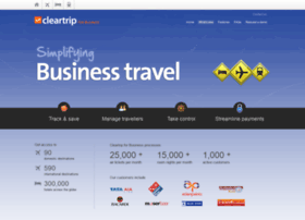 cleartripforbusiness.com