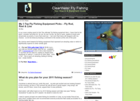 clearwater-flyfishing.com