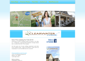 clearwatercreek-athens.com