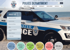 clearwaterpolice.org