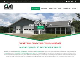 clearybuilding.com