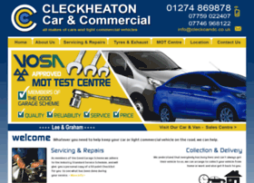 cleckcandc.co.uk