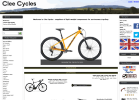 clee-cycles.co.uk
