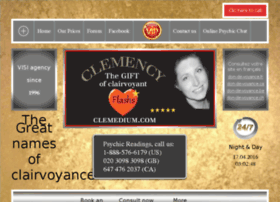 clemency-psychic.us