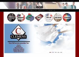 clemensuniform.com