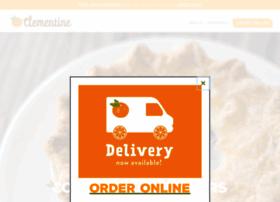 clementineonline.com