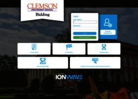 clemson.ionwave.net