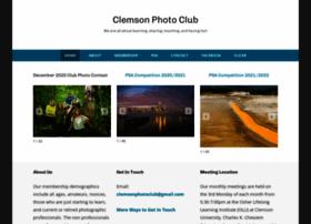 clemsonphotoclub.com