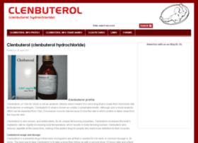 clenbuterolinfo.com