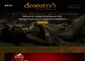 cleopatrasgentlemansclub.com.au