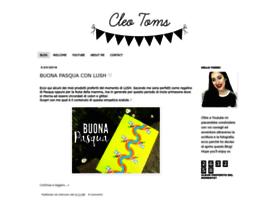 cleotoms.blogspot.it