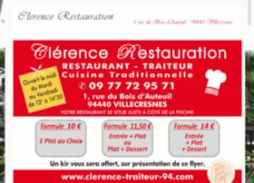 clerence-restauration.com