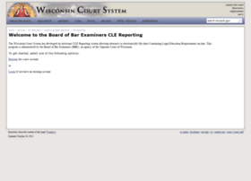 clereporting.wicourts.gov