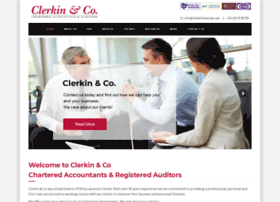 clerkinfinancial.com