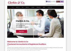 clerkinfinancial.com