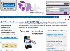 clevacances-paris-idf.com