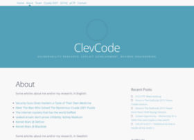 clevcode.org