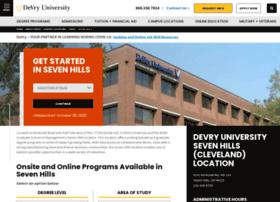 cleveland.devry.edu