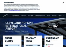 clevelandairport.com