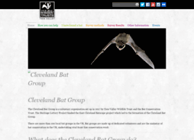 clevelandbats.org.uk