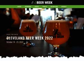 clevelandbeerweek.org