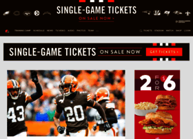 clevelandbrowns.com
