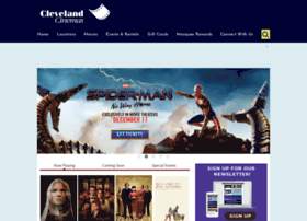clevelandcinemas.com