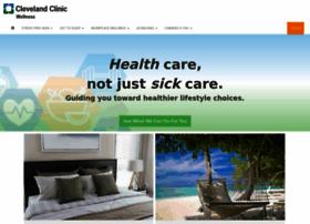 clevelandclinicwellness.com