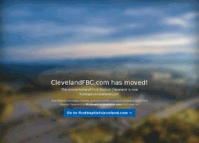 clevelandfbc.com