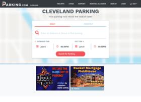 clevelandparking.spplus.com