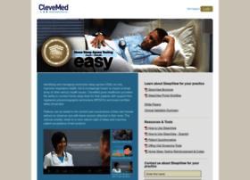 clevemedsleepview.com