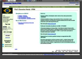 cleverton-ifrn.wikidot.com